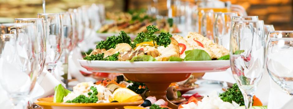 Hostelería, restauración y catering.Servicio integral de introducción de menus sin gluten