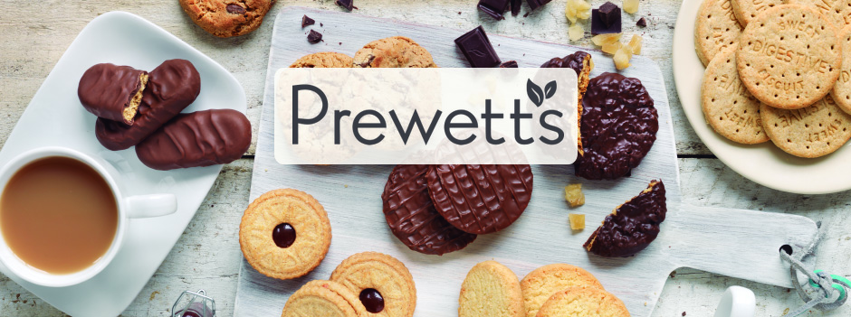 Hay una galleta Prewett´s para cada ocasión, todas ellas sin gluten. Si te interesa su distribución, consúltanos.